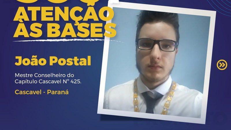 João Postal, do Capítulo Cascavel 425