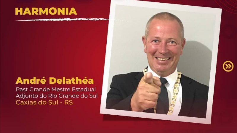 André Delathea, Past GME-RS