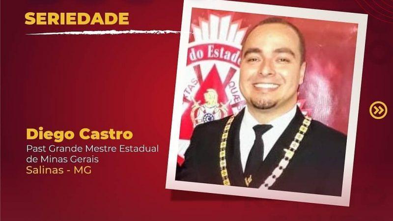 Diogo Castro, Past GME-MG