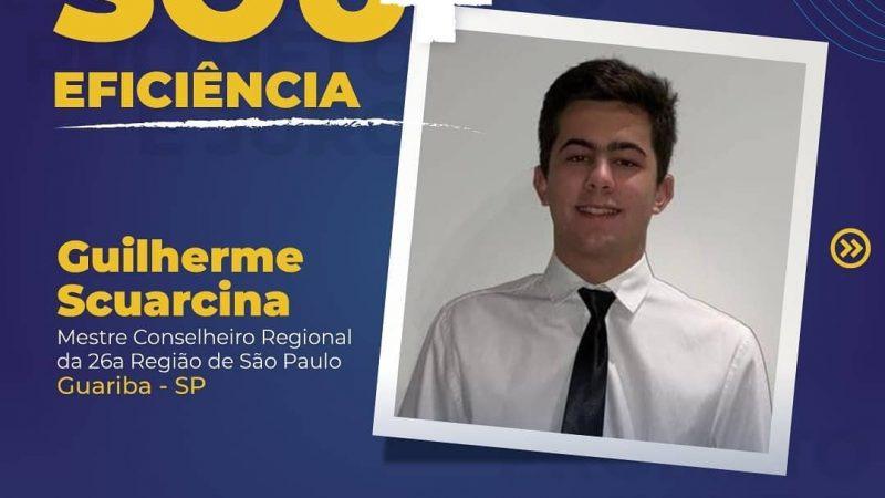 Guilherme Scuarcina, MCR da 26ª Região de SP