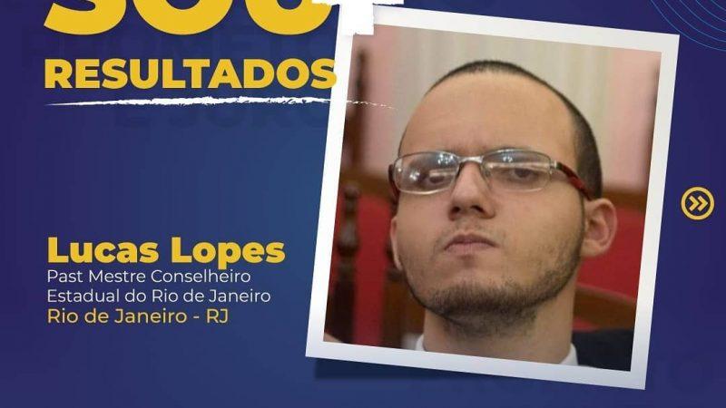 Lucas Lopes, Past MCE-RJ