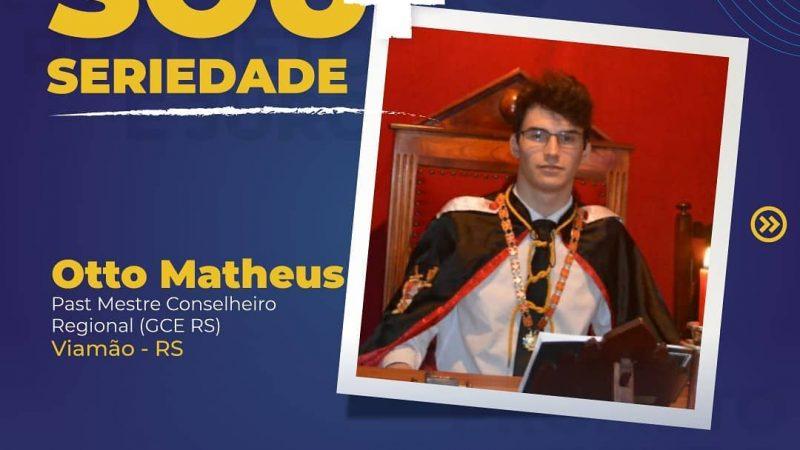 Otto Matheus, Past MCR-RS