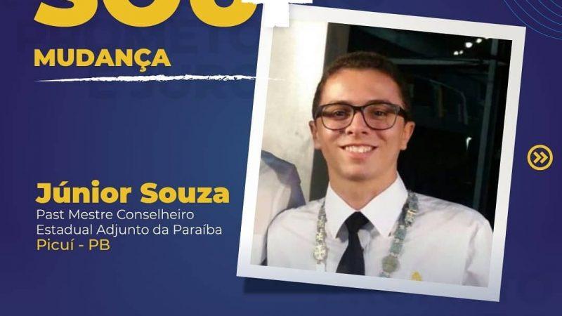 Júnior Souza, Past MCEA-PB